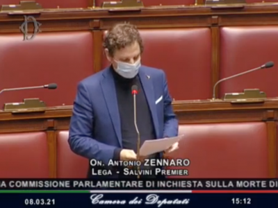Intervento su commissione d'inchiesta morte di David Rossi (Mps)